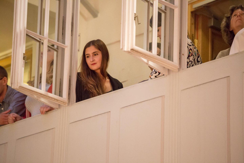 Studenten TALK Figlhaus Wien Akademie für Dialog und Evangelisation Brückenbauer gesucht - in einem gespaltenen Land