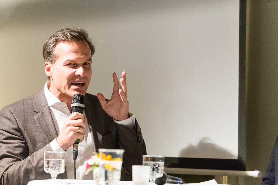 FiglTALK Tarek Leitner Neu Politisch denken
