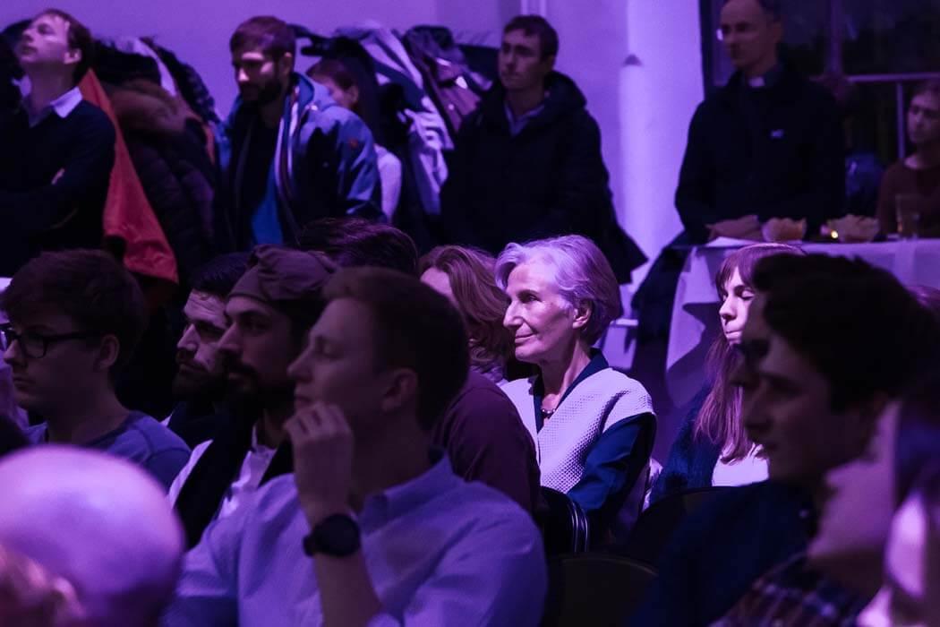 Populistenvormarsch in Europa Irmgard Griss WUK TALK Figlhaus Wien Studenten Akademie für Dialog und Evangelisation
