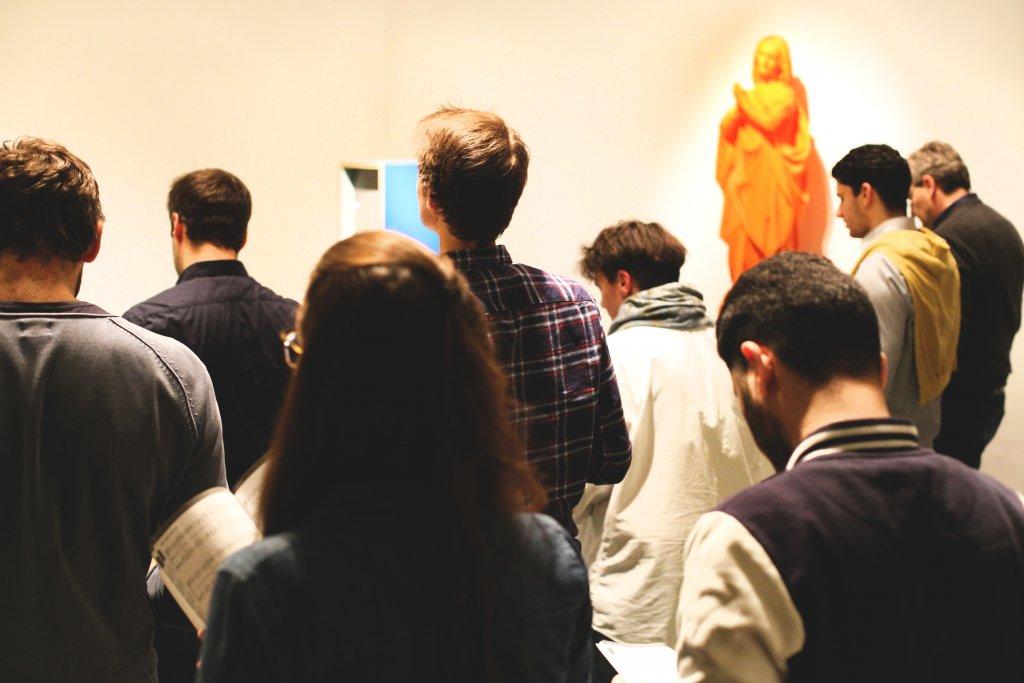 SPIRITWorkout Kapelle Singen Musik Figlhaus Wien Akademie für Dialog und Evangelisation Gott