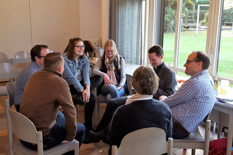 Mettingen Mission Possible on Tour Glauben Faszination wecken Christentum Menschen Gruppe Projekt Figlhaus Wien Akademie für Dialog und Evangelisation