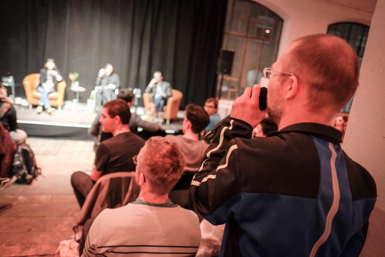 publikum frage reinhold bilgeri tanja wehsely emmanuel fleckenstein talk wuk figlhaus wien akademie für dialog und evangelisation