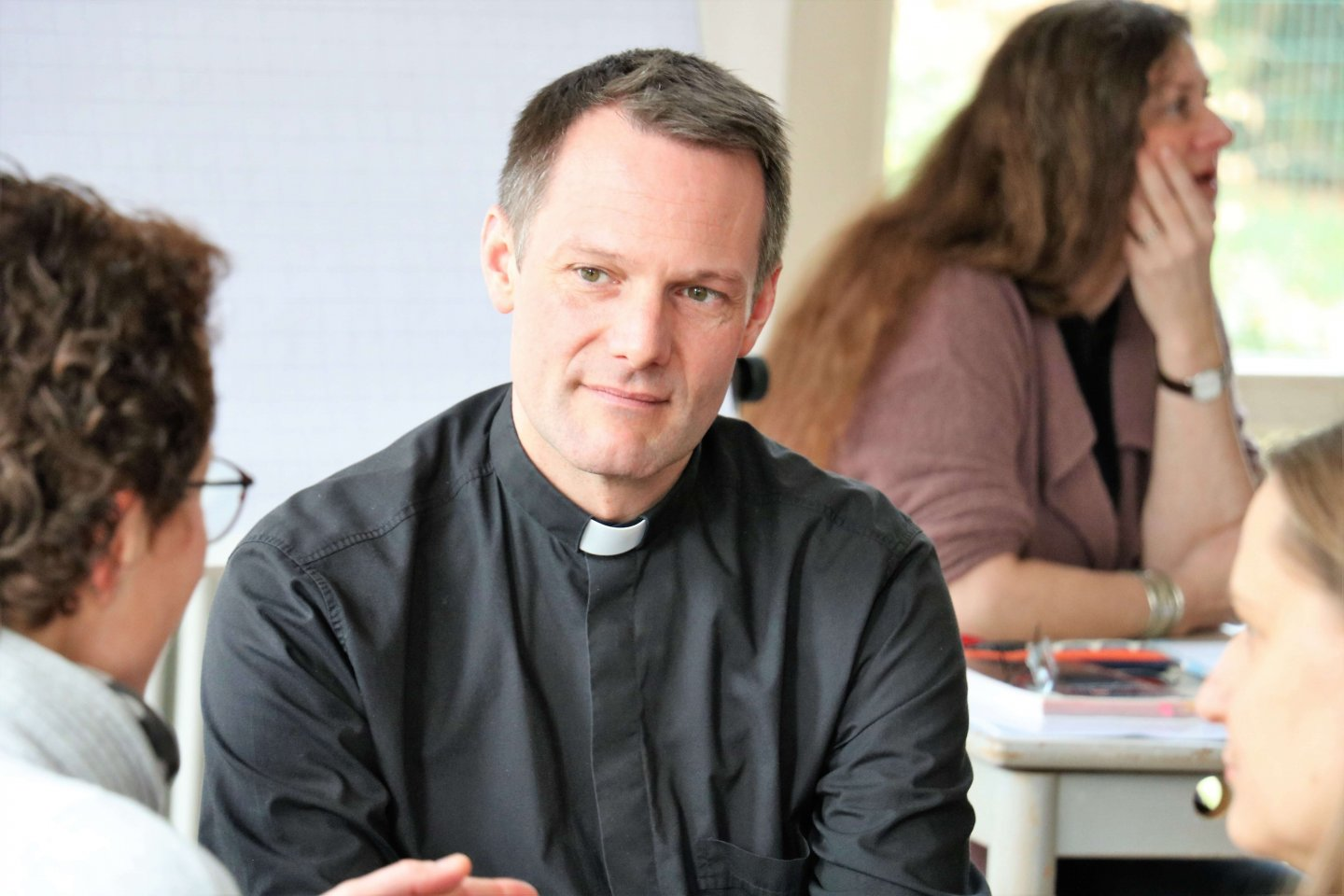 Mettingen Mission Possible on Tour Glauben Faszination wecken Christentum Priester Timo Holtmann Figlhaus Wien Akademie für Dialog und Evangelisation