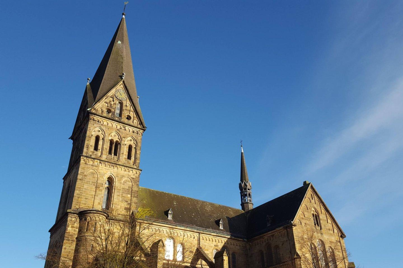 Mettingen Mission Possible on Tour Glauben Faszination wecken Christentum Kirche Figlhaus Wien Akademie für Dialog und Evangelisation Kirchengebäude